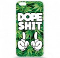 Coque en silicone Apple iPhone 6 / 6S - Dope Shit