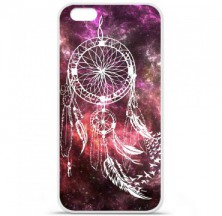 Coque en silicone Apple iPhone 6 / 6S - Dreamcatcher Space