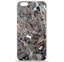 Coque en silicone Apple iPhone 6 / 6S - Marbre