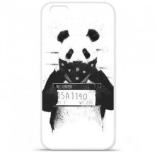 Coque en silicone Apple iPhone 6 / 6S - BS Bad Panda