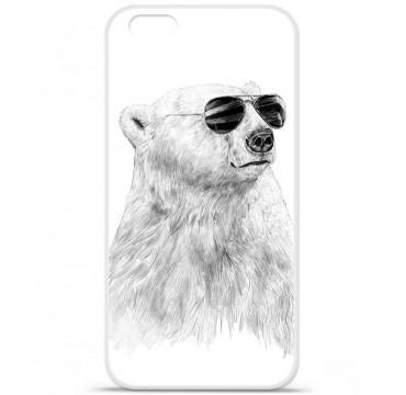 Coque en silicone Apple iPhone 6 / 6S - BS Sunny bear