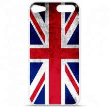 Coque en silicone Apple iPod Touch 5 / 6 - Drapeau Angleterre