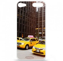 Coque en silicone Apple iPod Touch 5 / 6 - NY Taxi