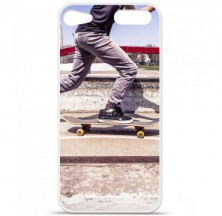 Coque en silicone Apple iPod Touch 5 / 6 - Skate