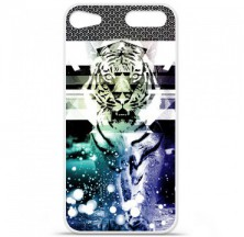 Coque en silicone Apple iPod Touch 5 / 6 - Tigre swag