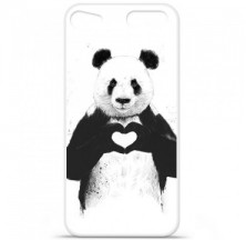 Coque en silicone Apple iPod Touch 5 / 6 - BS Love Panda