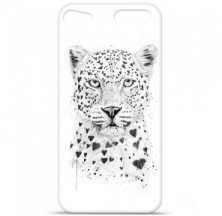 Coque en silicone Apple iPod Touch 5 / 6 - BS Love leopard