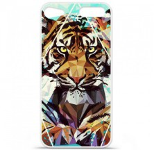 Coque en silicone Apple iPod Touch 5 / 6 - ML It Tiger