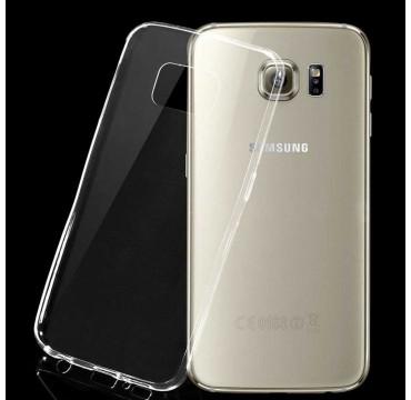Coque Samsung Galaxy S6 Silicone Gel - Transparent