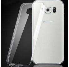 Coque Samsung Galaxy S6 Edge Silicone Gel - Transparent