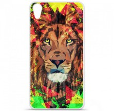 Coque en silicone HTC Desire 820 - ML Do you Roar