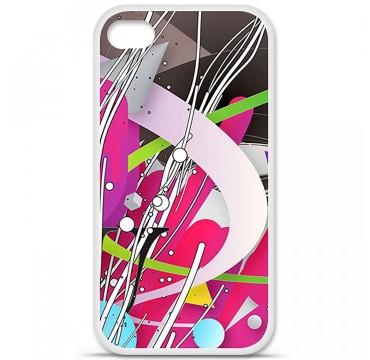 Coque en silicone pour Apple iPhone 4 / 4S - Future