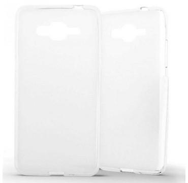 Coque Samsung Galaxy Grand Prime Silicone Gel - Transparent