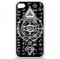 Coque en silicone Apple iPhone 4 / 4S - Esoteric