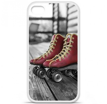 Coque en silicone Apple iPhone 4 / 4S - Roller