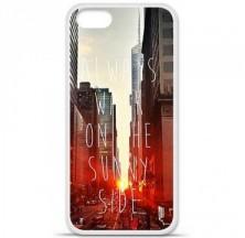 Coque en silicone Apple iPhone 5 / 5S - Sunny side