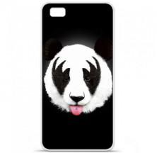 Coque en silicone Huawei P8 - RF Kiss Of Panda