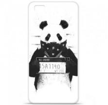 Coque en silicone Huawei P8 Lite - BS Bad Panda