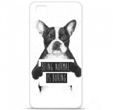 Coque en silicone Huawei P8 Lite - BS Normal boring