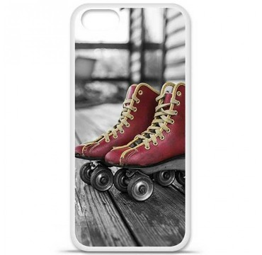 Coque en silicone Apple iPhone 5 / 5S - Roller