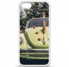 Coque en silicone Apple iPhone 5 / 5S - Coccinelle