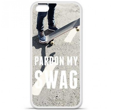 Coque en silicone Apple iPhone 5C - Swag