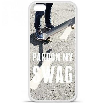 Coque en silicone pour Apple iPhone 5C - Swag