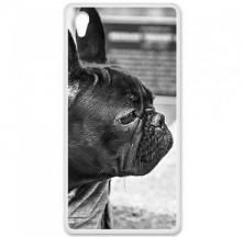 Coque en silicone Sony Xperia Z5 - Bulldog