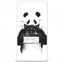 Coque en silicone Sony Xperia Z5 - BS Bad Panda