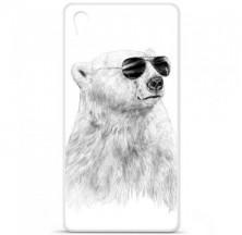 Coque en silicone Sony Xperia Z5 - BS Sunny bear