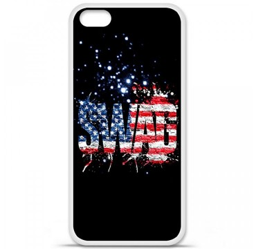 Coque en silicone Apple iPhone 5C - Swag usa