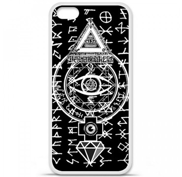 Coque en silicone Apple iPhone 5C - Esoteric