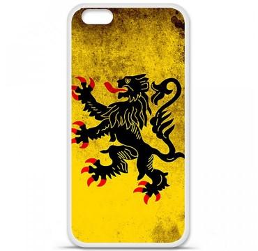 Coque en silicone pour Apple iPhone 6 / 6S - Drapeau Nord