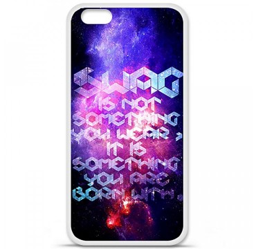 Coque en silicone pour Apple iPhone 6 / 6S - Cosmic swag