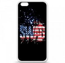 Coque en silicone Apple iPhone 6 / 6S - Swag usa