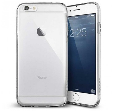 Coque iphone 6 / 6S Silicone Gel – Transparente
