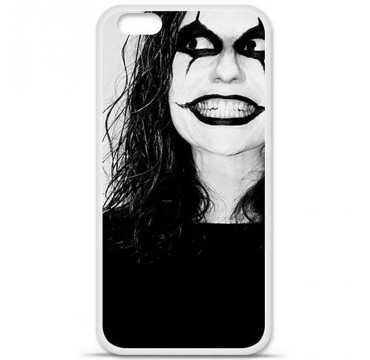 Coque en silicone Apple iPhone 6 Plus / 6S Plus - Crow