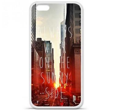 Coque en silicone Apple iPhone 6 Plus / 6S Plus - Sunny side