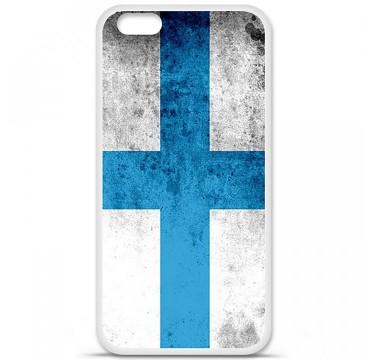Coque en silicone Apple iPhone 6 Plus / 6S Plus - Drapeau Marseille