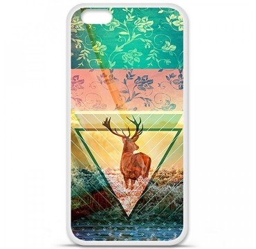 Coque en silicone Apple iPhone 6 Plus / 6S Plus - Cerf swag