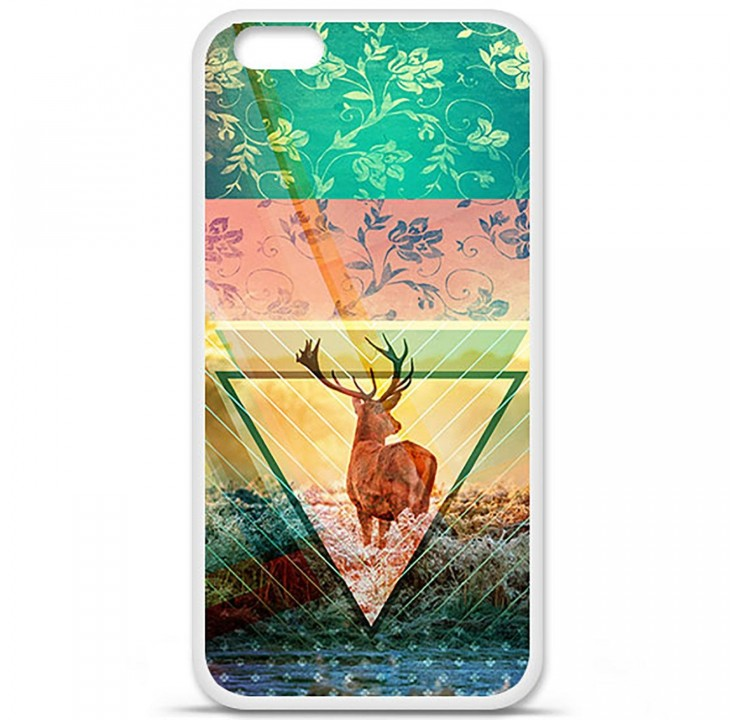 coque silicone iphone 6 nature