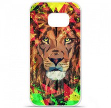 Coque en silicone Samsung Galaxy S6 Edge - ML Do you Roar