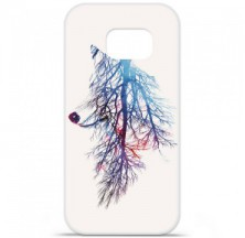 Coque en silicone Samsung Galaxy S6 Edge - RF My roots