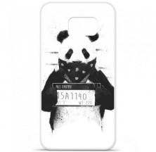 Coque en silicone Samsung Galaxy S6 - BS Bad Panda