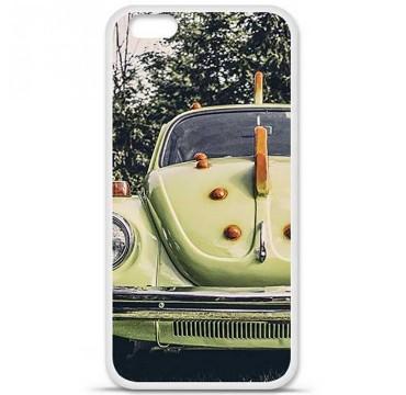 Coque en silicone pour Apple iPhone 6 Plus / 6S Plus - Coccinelle