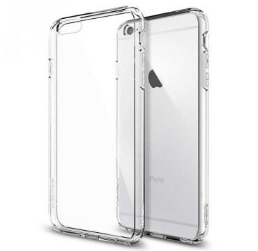 Coque iphone 6 plus / 6S plus Silicone Gel – Transparente