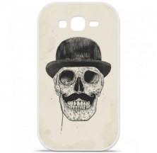 Coque en silicone Samsung Galaxy Grand / Grand Plus - BS Class skull