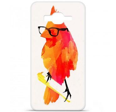 Coque en silicone Samsung Galaxy Grand Prime / Grand Prime VE - RF Punk Birdy