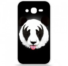 Coque en silicone Samsung Galaxy J5 2015 - RF Kiss Of Panda