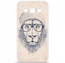 Coque en silicone Samsung Galaxy A5 2015 - BS Cool Lion